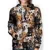 You Will Have A Bunch Of Staffordshire Bull Terriers - Hoodie V1