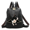 Boston Terrier Backpack V1