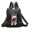 Chinese Crested Backpack V1