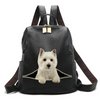 West Highland White Terrier Backpack V1