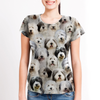 You Will Have A Bunch Of Old English Sheepdogs - Tshirt V1