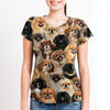 You Will Have A Bunch Of Pekingeses - Tshirt V1