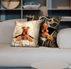 They Steal Your Couch - Airedale Terrier Pillow Cases V1 (Set of 2)