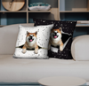 They Steal Your Couch - Akita Inu Pillow Cases V1 (Set of 2)