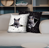 They Steal Your Couch - British Shorthair Cat Pillow Cases V1 (Set of 2)