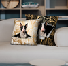 They Steal Your Couch - Bull Terrier Pillow Cases V2 (Set of 2)