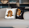 They Steal Your Couch - Cavalier King Charles Spaniel Pillow Cases V4 (Set of 2)