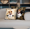 They Steal Your Couch - Jack Russell Terrier Pillow Cases V1 (Set of 2)
