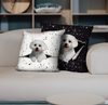 They Steal Your Couch - Maltese Pillow Cases V1 (Set of 2)