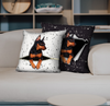 They Steal Your Couch - Miniature Pinscher Pillow Cases V1 (Set of 2)