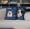 They Steal Your Couch - Pomeranian Pillow Cases V2 (Set of 2)