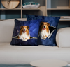 They Steal Your Couch - Rough Collie Pillow Cases V1 (Set of 2)