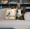 They Steal Your Couch - Samoyed Pillow Cases V1 (Set of 2)