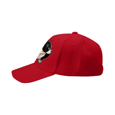 Boston Terrier Fan Club - Hat V2
