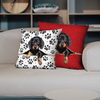 They Steal Your Couch - Dachshund Pillow Cases V1 (Set of 2)