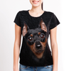 Miniature Pinscher T-Shirt V1