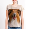 Rough Collie T-Shirt V1