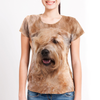 Soft Coated Wheaten Terrier T-Shirt V1