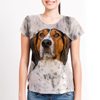 Treeing Walker Coonhound T-Shirt V1