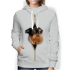 I'm With You - Griffon Bruxellois Hoodie V2