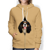 I'm With You - Cavalier King Charles Spaniel Hoodie V2