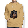 I'm With You - Dachshund Hoodie V5