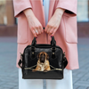 English Mastiff Shoulder Handbag V2