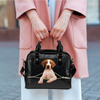 English Pointer Shoulder Handbag V1