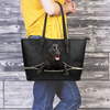 Flat Coated Retriever Tote Bag V1