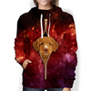 Nova Scotia Duck Tolling Retriever Galaxy Hoodie V1