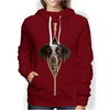 I'm With You - German Shorthaired Pointer Hoodie V2