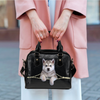 Husky Shoulder Handbag V4