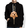 I'm With You - American Cocker Spaniel Hoodie V2