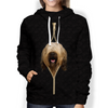 I'm With You - Briard Hoodie V1