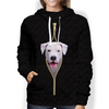 I'm With You - Dogo Argentino Hoodie V2