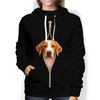 I'm With You - English Pointer Hoodie V1