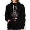 I'm With You - Flat Coated Retriever Hoodie V2