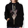 I'm With You - French Bulldog Hoodie V4
