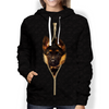 I'm With You - German Shepherd Hoodie V1