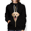 I'm With You - Labrador Hoodie V3
