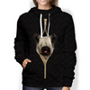 I'm With You - Skye Terrier Hoodie V2