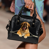Leonberger Shoulder Handbag V2