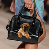 Bullmastiff  Shoulder Handbag V3