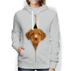 I'm With You - Nova Scotia Duck Tolling Retriever Hoodie V1