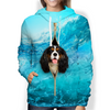 So Cool - Cavalier King Charles Spaniel Hoodie V2