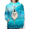 So Cool - Persian Chinchilla Cat Hoodie V1