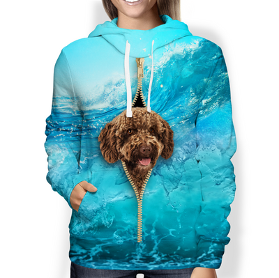 So Cool - Spanish Water Hoodie V1