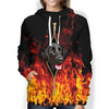 So Hot - Flat Coated Retriever Hoodie V1