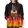 So Hot - French Bulldog Hoodie V1