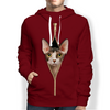 I'm With You - Sphynx Cat Hoodie V2
